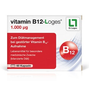 vitamin B12-Loges® 1.000 µg